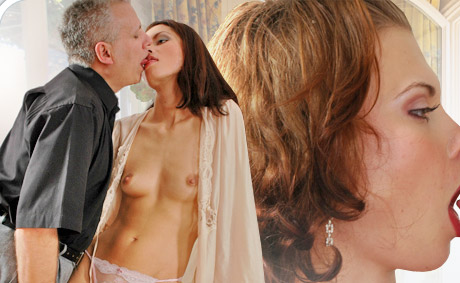 Extremely erotic old and young sex site