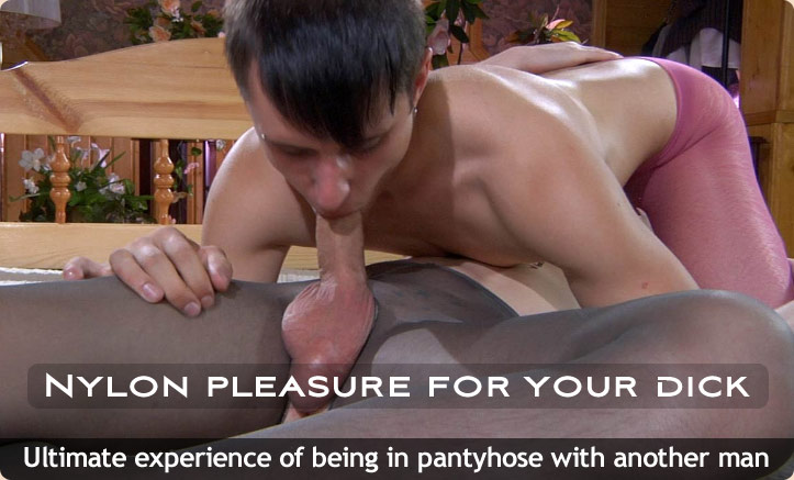 Wet! damn men both pantyhose genuinely love with
